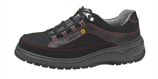 Abeba-Schuhe 31056 schwarz, Halbschuhe, ESD