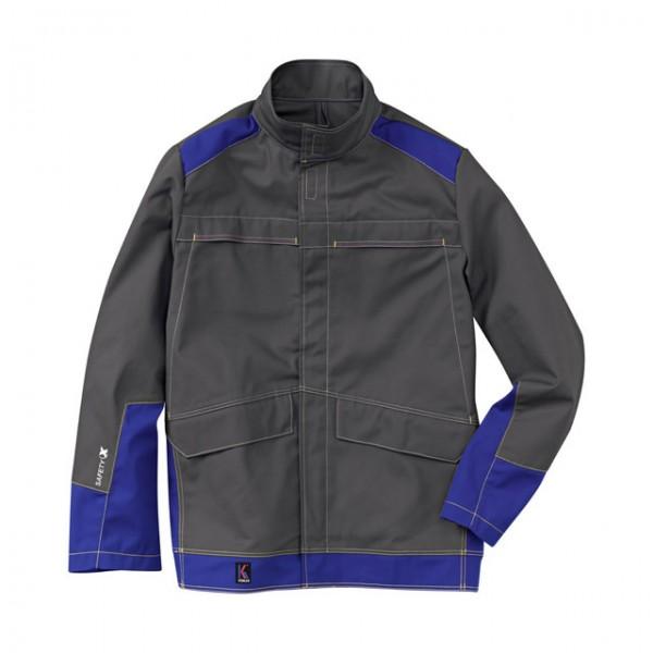 Safety Arbeitsjacke 1779 8413-9746 anthrazit-kornblau