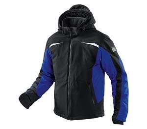 Wetter-Dress Jacke 1041 7322-9946 schwarz-kornblumenblau