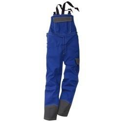 Safety Latzhose 3780 8413-4697 kornblau-anthrazit