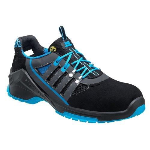 Schuh VD PRO 1200 ESD, schwarz/blau, S1