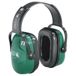 Kapselgehörschutz Thunder T1 grün