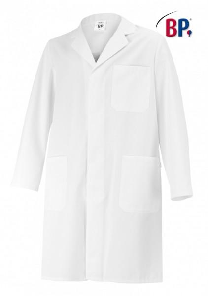 Mantel für Sie&Ihn 1656 400 21, strapazierfähiges Mischgewebe, weiß