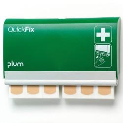 QuickFix Pflasterspender Pflaster wasserfest 7,2 x 2,5 cm 5501