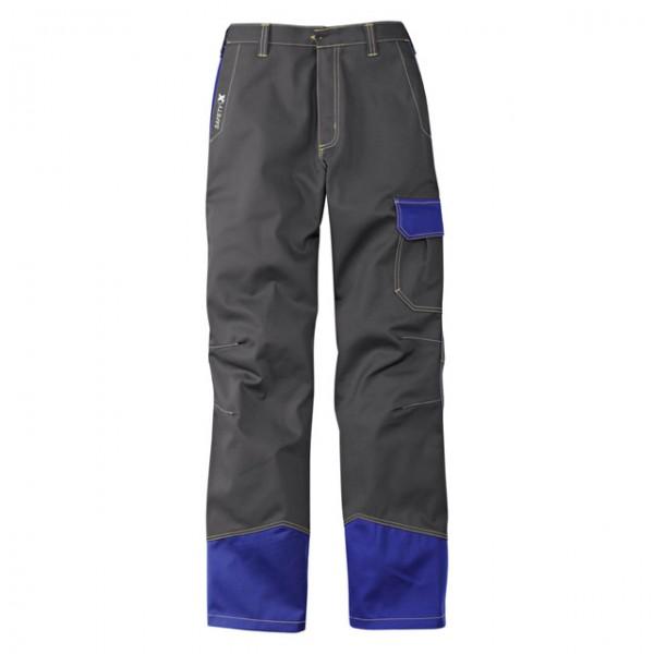 Safety Arbeitshose 278 18413-9746 anthrazit-kornblumenblau