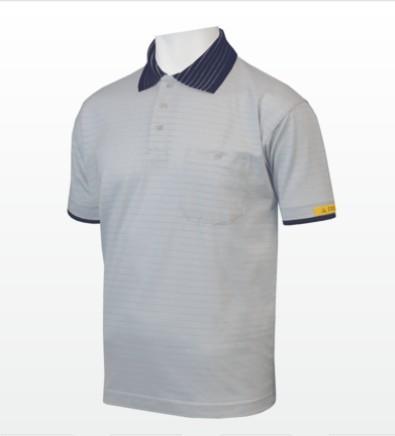 brand new 82141 cb839 ESD Poloshirt CONDUCTEX® kurzarm