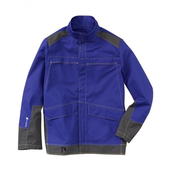 Safety Arbeitsjacke 1779 8413-4697 kornblau-anthrazit